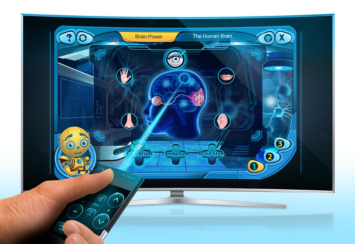 Scoala Dacobots - Web si TV